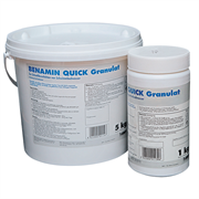 BENAMIN Quick Быстрорастворимые гранулы на основе хлора (1, 5 кг)