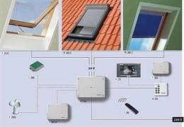 Система управления окном ZECi1+2