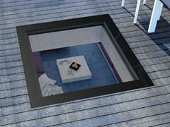 Окно для террас FAKRO DXW DW6