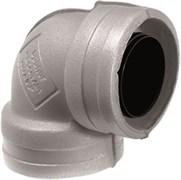 Uponor Ventilation изолированный отвод90 градусов