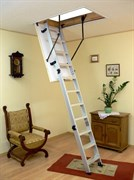 OMAN Alu-Profi Lite Алюминиевая чердачная лестница