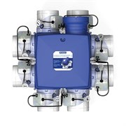 VILPE RENSON Healthbox Smartzone автоматически регулируемая система вентиляции