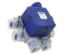VILPE RENSON Healthbox Compact автоматически регулируемая система вентиляцииVILPE RENSON Healthbox Compact II автоматически регулируемая система вентиляции