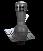 К-44 UNIWERSAL D 110 WirPlast WiroVent Универсальный Вентиляционный выход с электровентилятором неизолированный для металлочерепицы любого профиля
