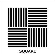 Вентиляционная решетка RENSON Square