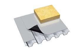 Cамоклеящаяся гидро- пароизоляция DELTA THENE ALU 0,4 с алюминиевой фольгой