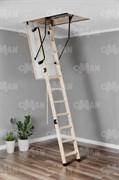 Чердачная лестница OMAN EXTRA LONG