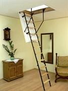 Металлическая чердачная лестница OMAN Stallux