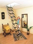 """Чердачная лестница """"Ножничная Стандарт"""""""
