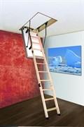 Супертермоизоляционная чердачная лестница OMAN Polar / Полар