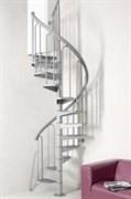 Винтовая межэтажная интерьерная лестницаNICE 3