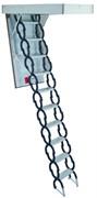 Металлическая ножничная лестница MINKA Elegance