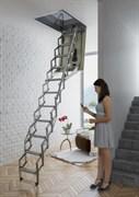 Чердачная лестница с электроприводом Soffitta (Соффитта, Италия)