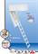 Огнестойкая чердачная лестница с утепляющим коробом MINKA 1 Passive Plus