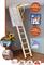 Термоизоляционная чердачная лестница POLAR Extrem