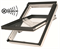 Мансардное окно FAKRO FTU-V U3 Z-Wave Белое влагостойкое